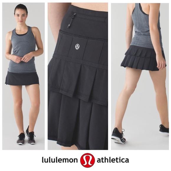 lululemon athletica Pants - ‼️SOLD on Ⓜ️‼️ Lululemon Run Skirt